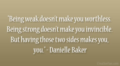 Weak but Strong Blog post